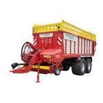 自卸拖车 / 双车轴 / 青贮饲料 / 自动装载式