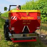 拖拉机悬挂施肥机 / 干燥 / 双盘 / 葡萄园