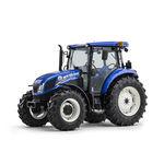 动力换向拖拉机 / 带前端装载器 / 带驾驶室