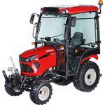 小型拖拉机 / 静液压 / 紧凑型 / 带驾驶室