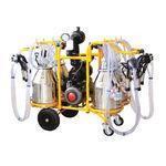 牛用挤奶设备 / 移动 / 电动机