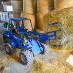 轮胎式装载机 / 带驾驶室 / 紧凑型 / 小型
