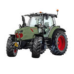 动力换挡拖拉机 / 带驾驶室 / 三点悬挂 / 前置动力输出