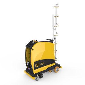 机器人喷雾机器人 / 园艺 / 温室