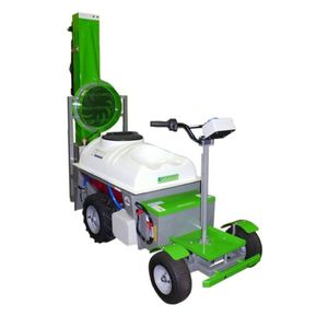 自走式喷雾机 / 带轮 / 园艺 / 折叠臂式