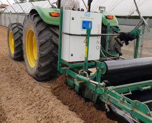 土壤消毒净化臭氧发生器