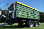 自卸拖车 / 串列轮轴 / 农用 / 2吨