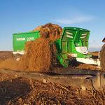 自卸拖车 / 串列轮轴 / 农用 / 用于草捆