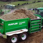 自卸拖车 / 串列轮轴 / 农用 / 牲畜饲料