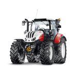 动力换挡拖拉机 / 带驾驶室 / 前置动力输出 / 林业