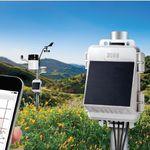 农作物监控系统 / 无线 / 实时