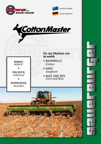 COTTON MASTER