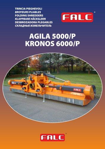 AGILA 5000/P - KRONOS 6000/P