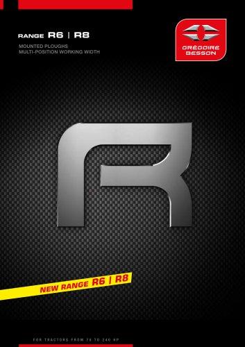 RANGE R6 | R8