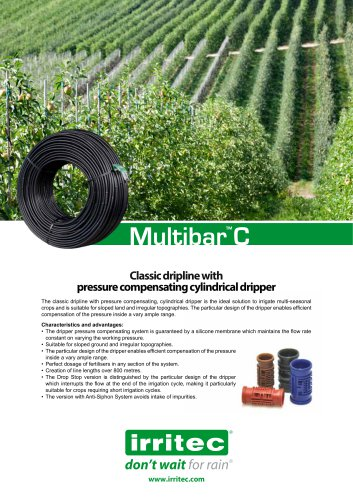 Multibar C