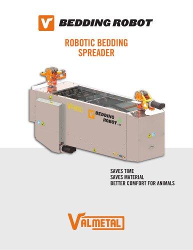 BEDDING ROBOT