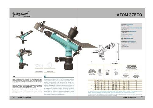 ATOM 27ECO Product Catalog