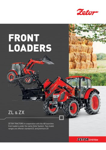 FRONT LOADERS