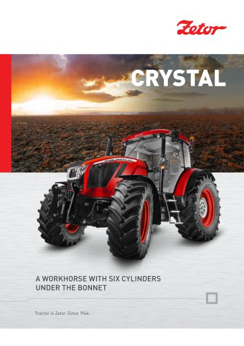 Traktor crystal
