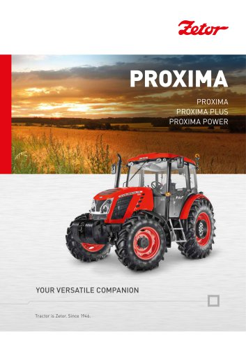 Traktor proxima