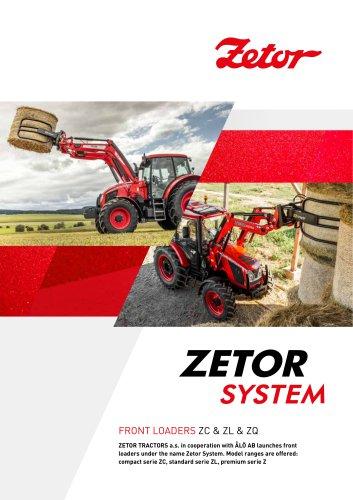 Zetor System