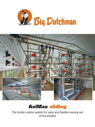AviMax sliding