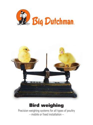 Bird Weighing