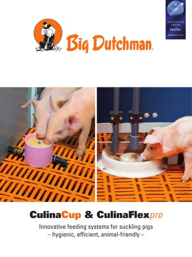 Culina Cup, CulinaFlex pro