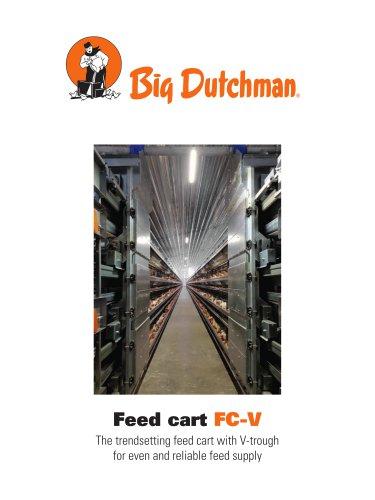Feed cart FC-V