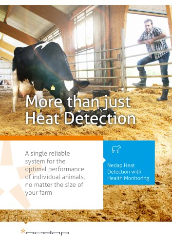 More than just Heat Detection