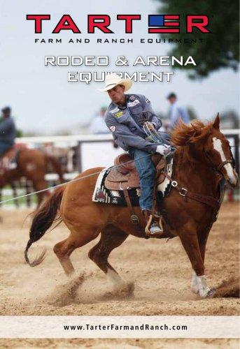 Rodeo & arena equipment
