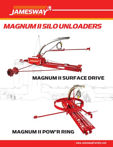 MAGNUM II SILO UNLOADERS