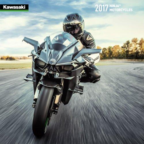 2017 NINJA MOTORCYCLES