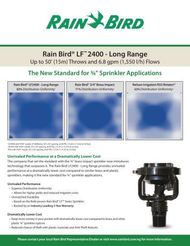 LF2400 Long Range