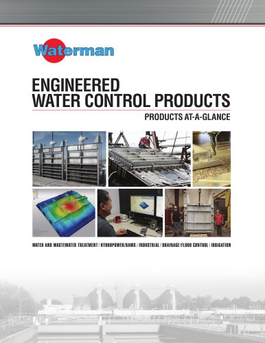 ENGINEERED WATER CONTROL PRODUCTS