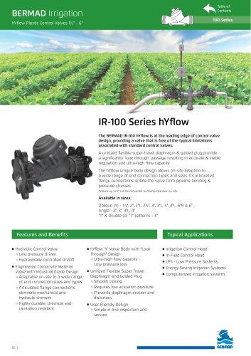 IR-100 Series hYflow