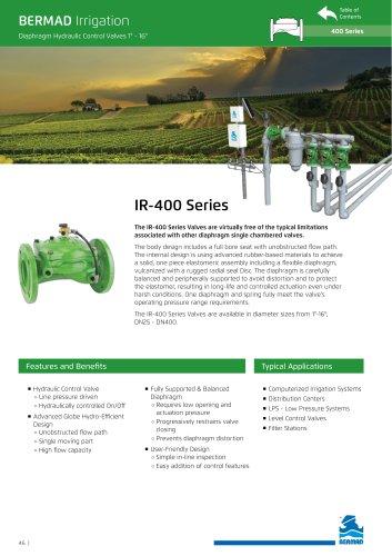 IR-400 Series