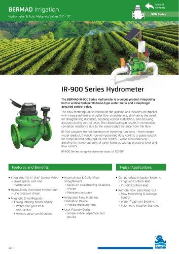 IR-900 Series Hydrometer