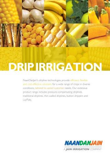Drip irrigation short