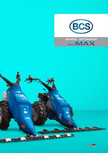 Motor mower Max