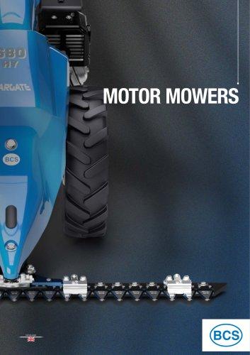 MOTOR MOWERS