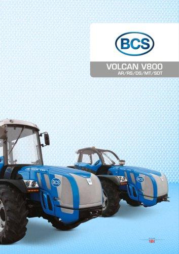 VOLCAN V800