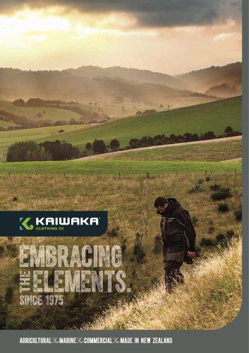 Kaiwaka Trade Brochure 2016