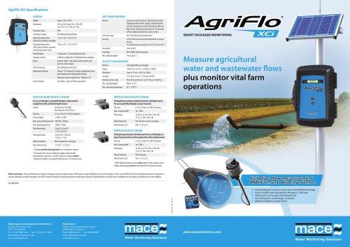 MACE AgriFlo XCi Brochure