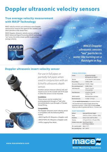 MACE Doppler Sensors