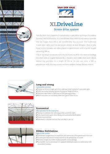 XL DriveLine