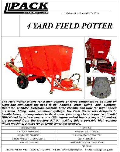 4yd Field Potter