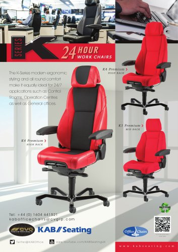 Office Chair K-Series