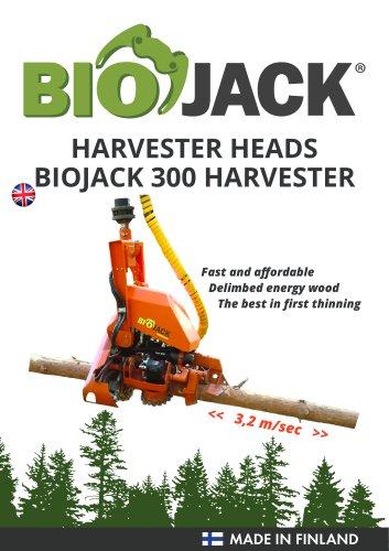 Biojack 300 Harvester