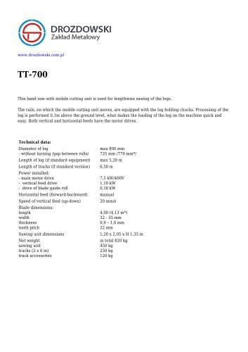 TT-700